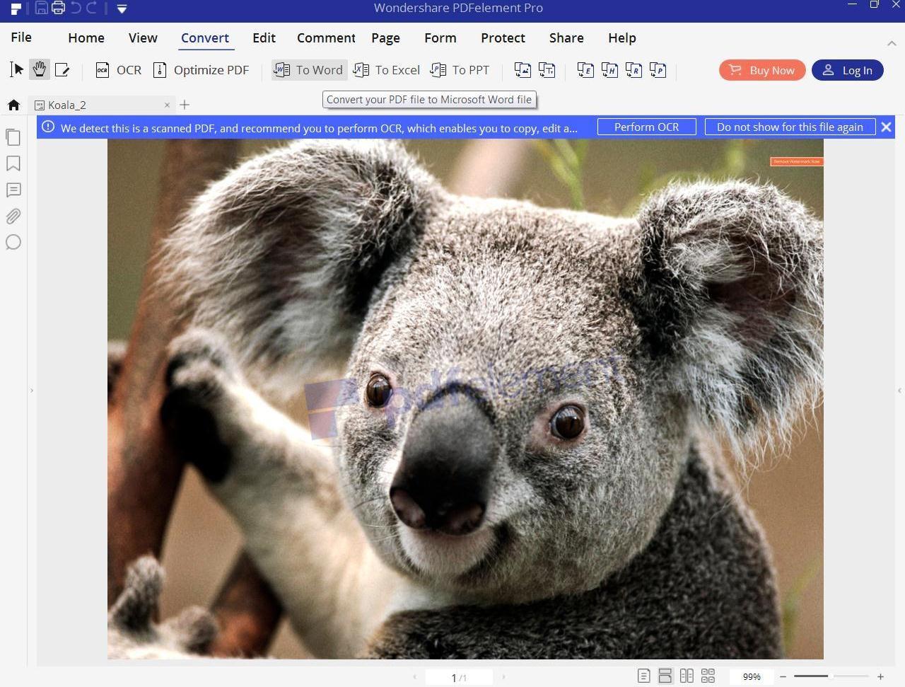 convert jpt to word desktop