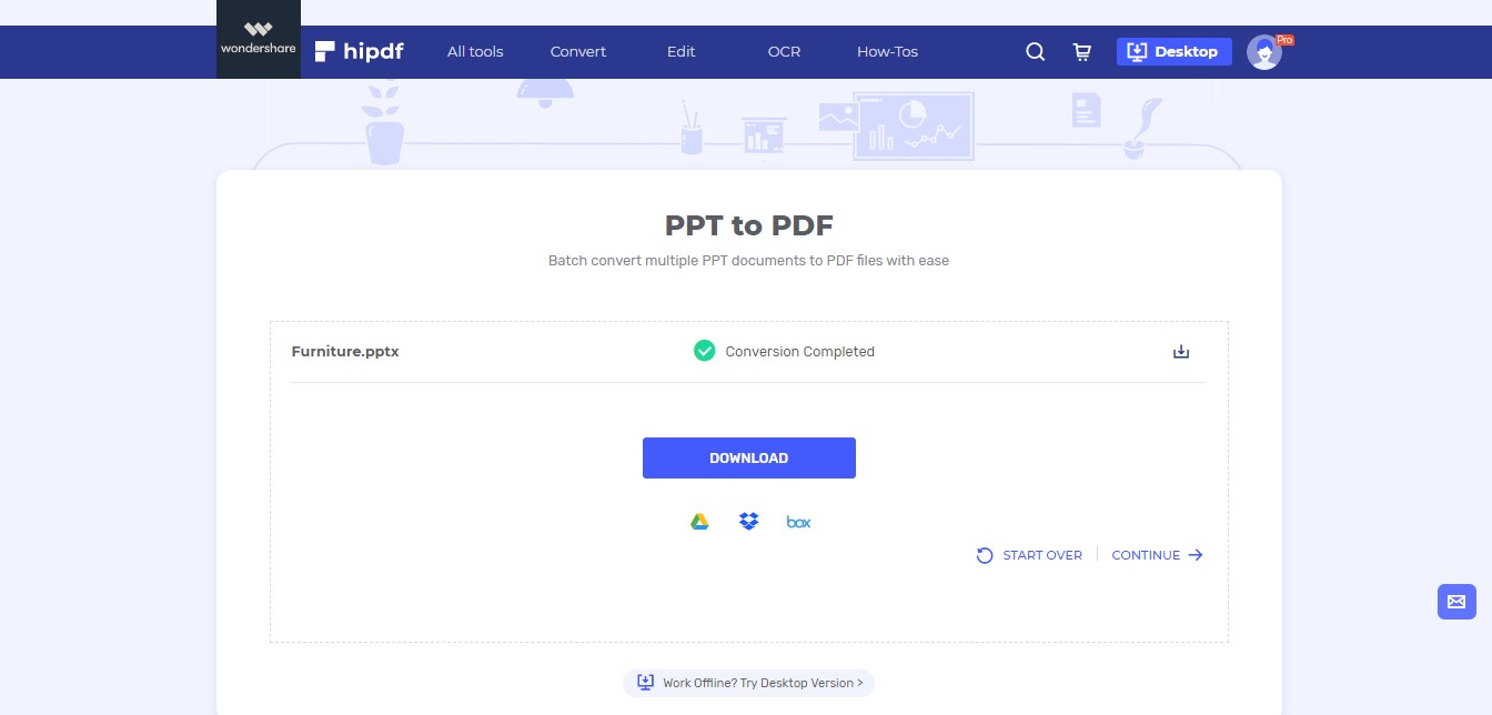 download ppt to pdf