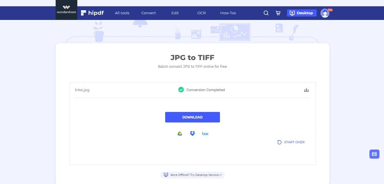 download tiff to jpg