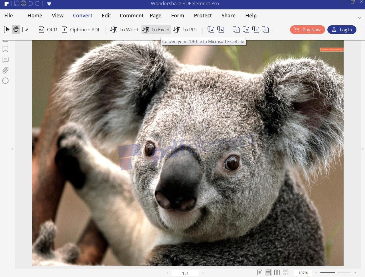 jpg to excel desktop