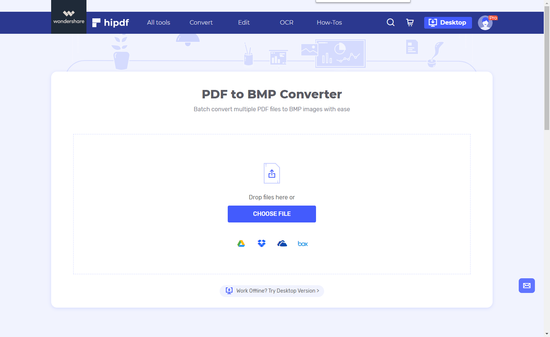 pdf to bmp converter