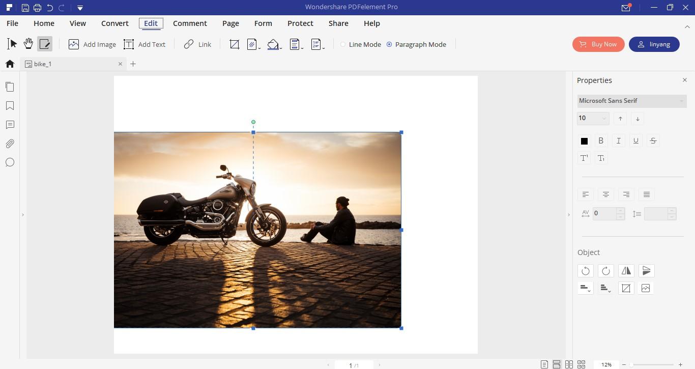 pdfelement image resizer