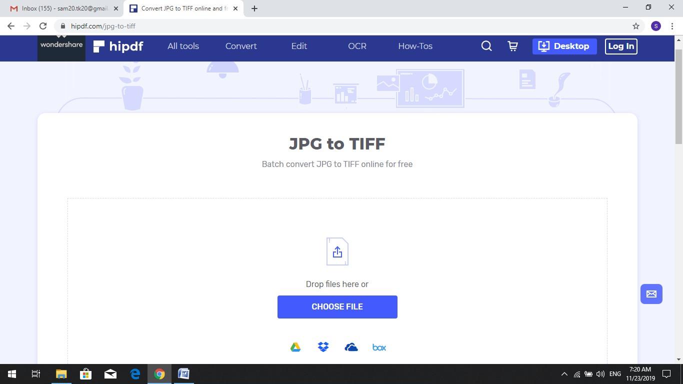 hipdf jpg to tiff converter