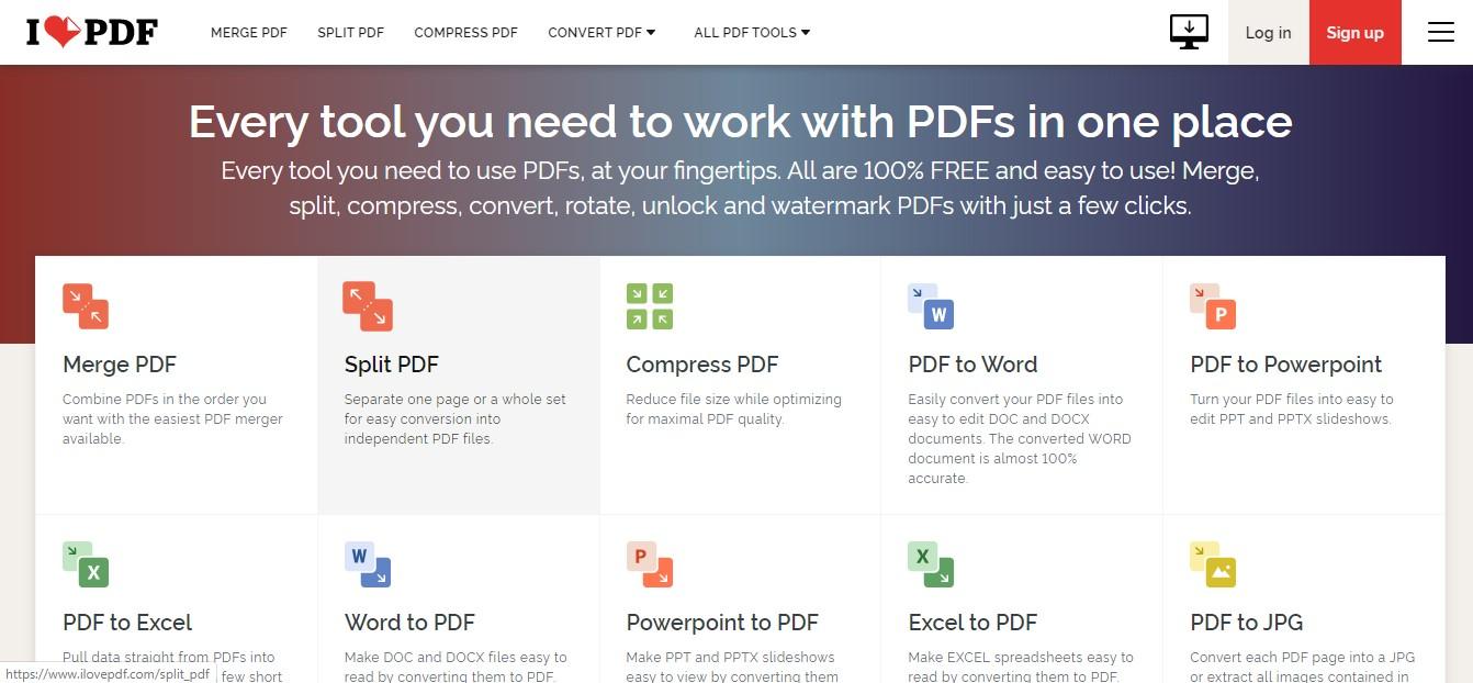 ilovepdf pdf to word converter online