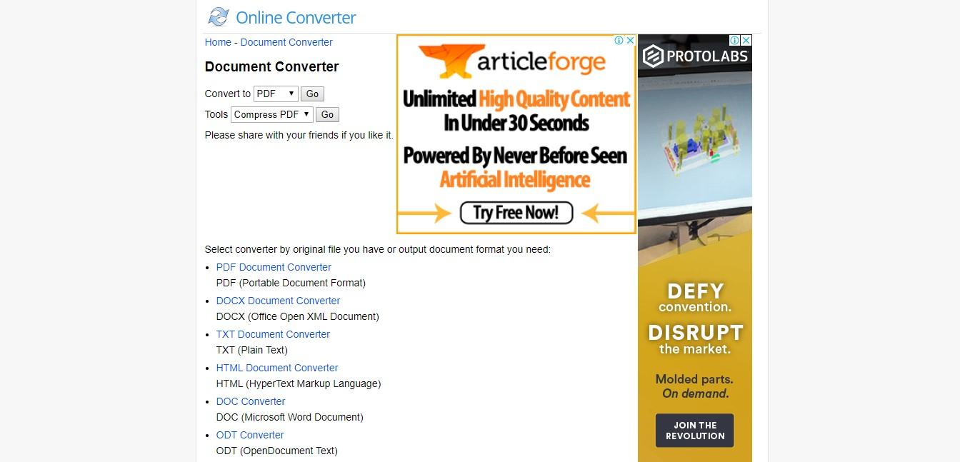 onlineconverter tiff to pdf converter