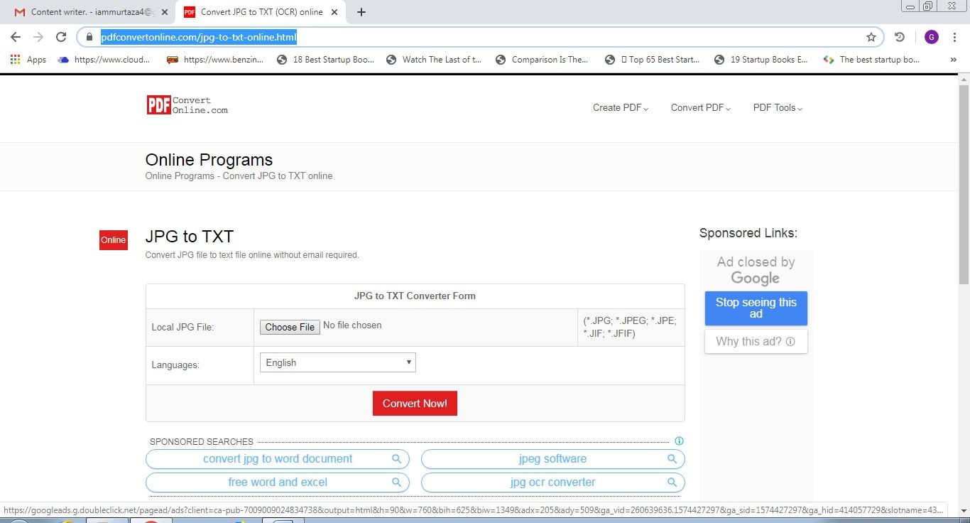 pdfconvertonline jpg to txt converter