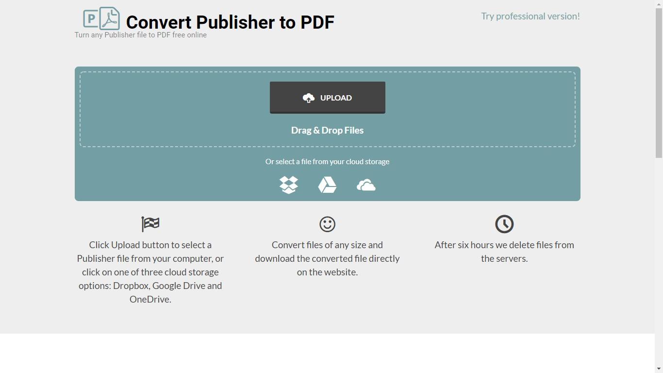 publishertopdf pub to pdf converter