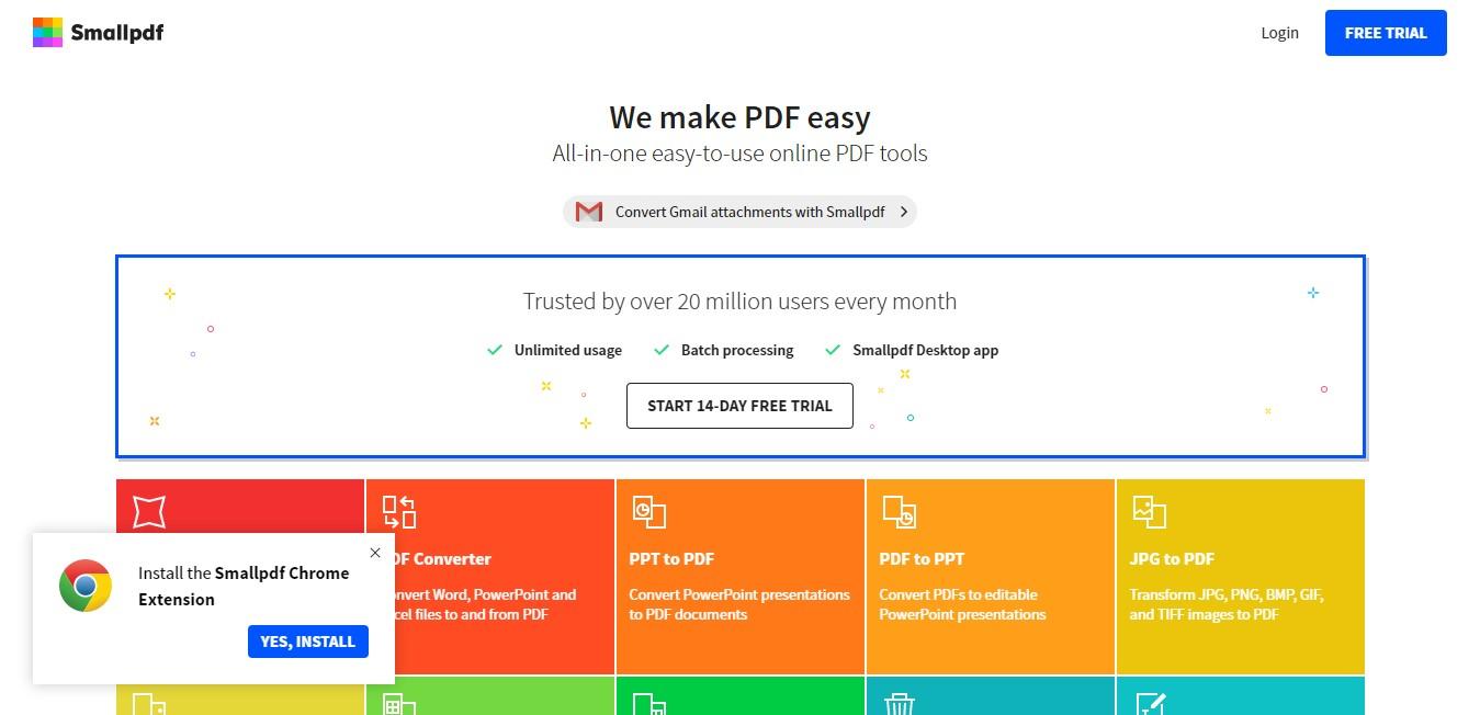 smallpdf pdf editor