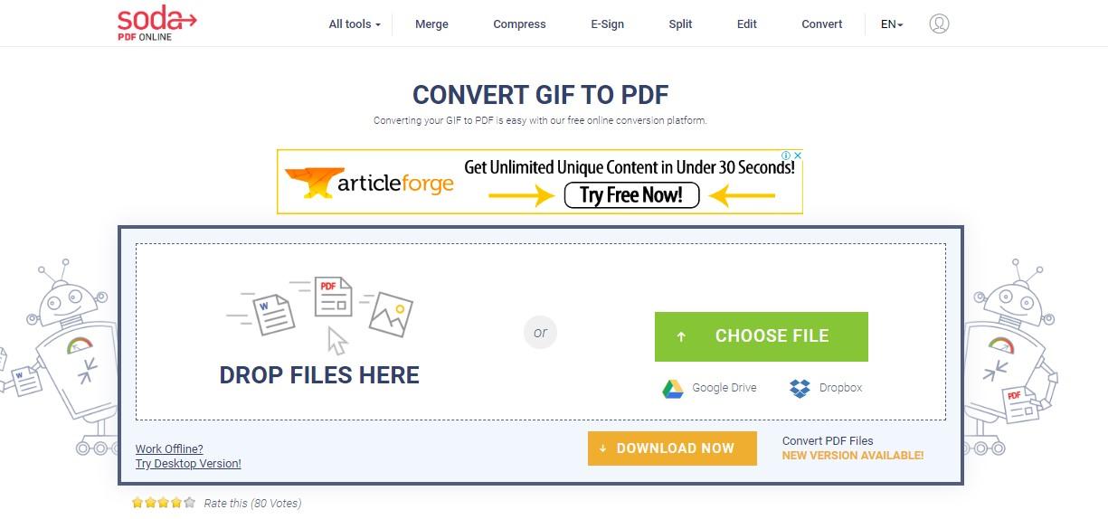 sodapdf gif to pdf converter