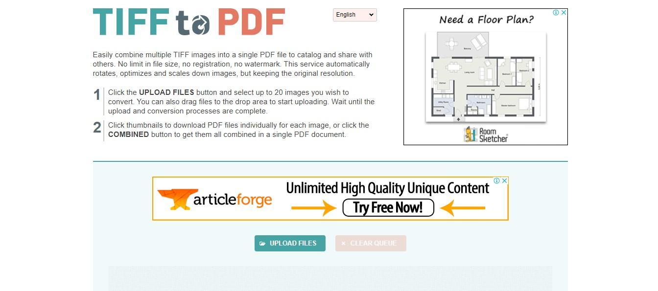 tifftopdf tiff to pdf converter
